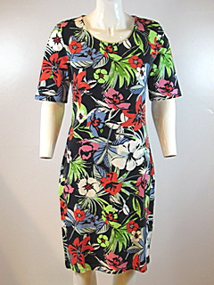 BETTY BARCLAY DRESS